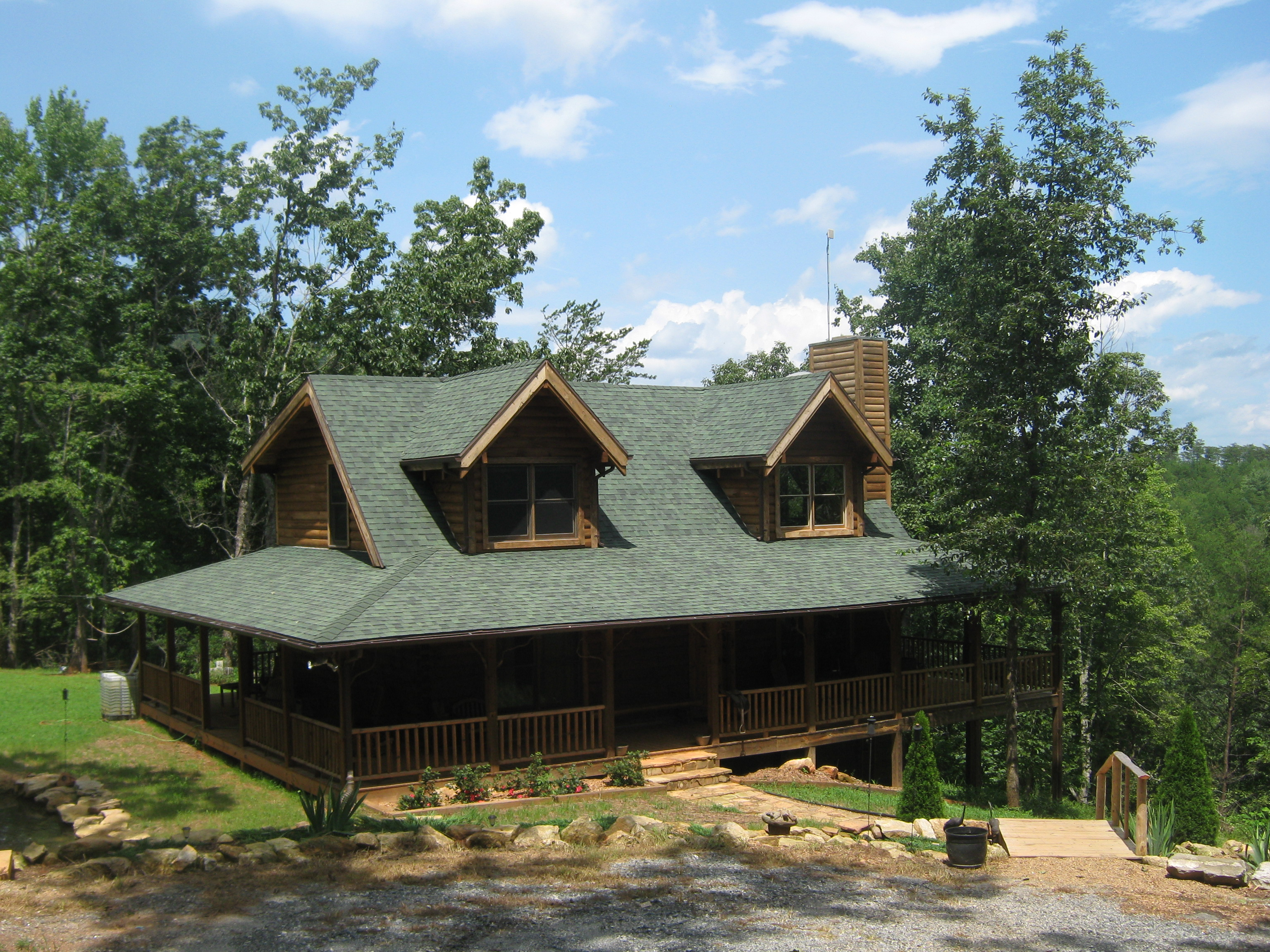 Lake Lure Cabin Rental